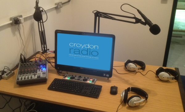 Croydon Radio Interview & Performance